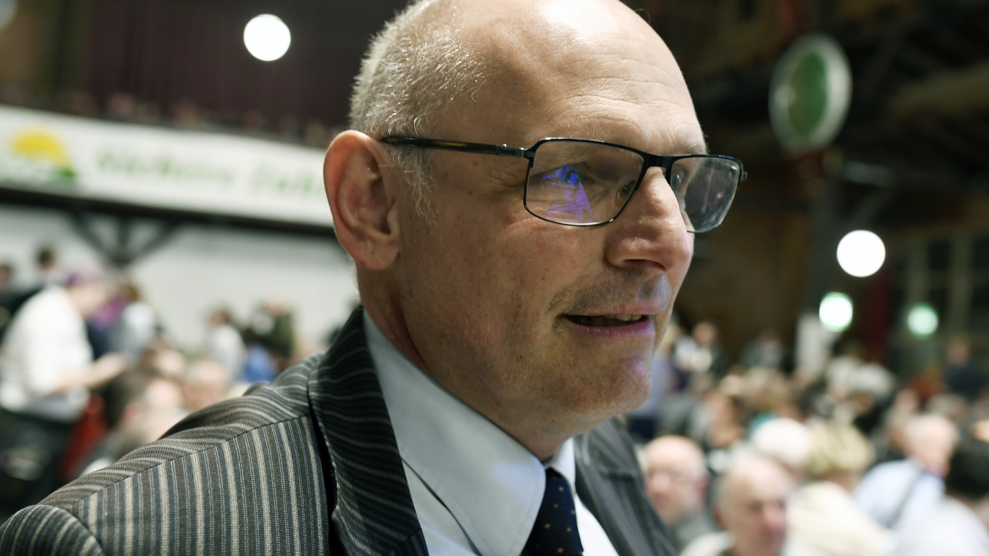 Alfred Heer will Parteichef werden: «Die SVP ist kein Sanierungsfall»