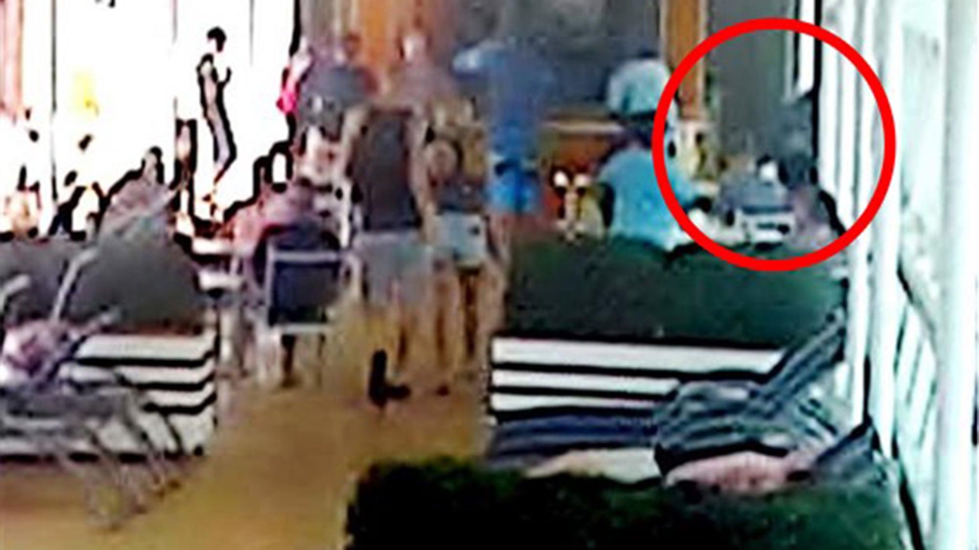 Chloe (†1) stürzte von Kreuzfahrtschiff: Video soll Grossvater überführen
