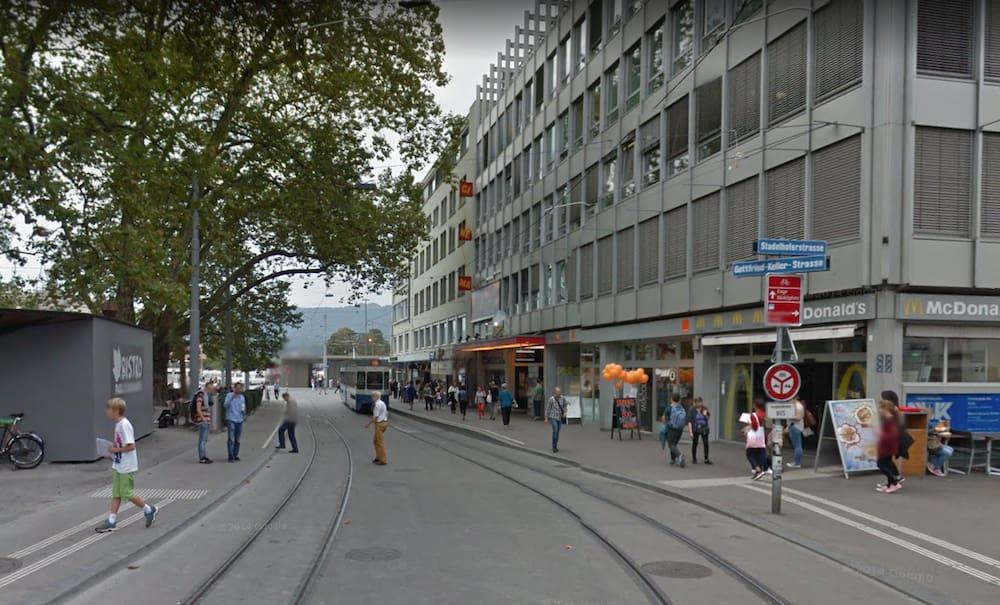 Messer-Attacke in Zürich: Schweizer niedergestochen