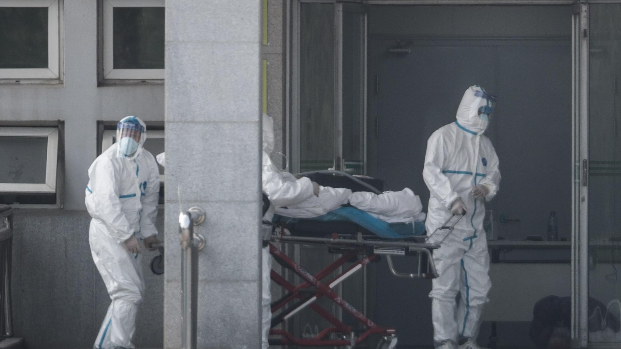 Drei Patienten in Frankreich mit Coronavirus infiziert – Bund sagt:: «Wir können das Virus nicht an der Landesgrenze aufhalten»