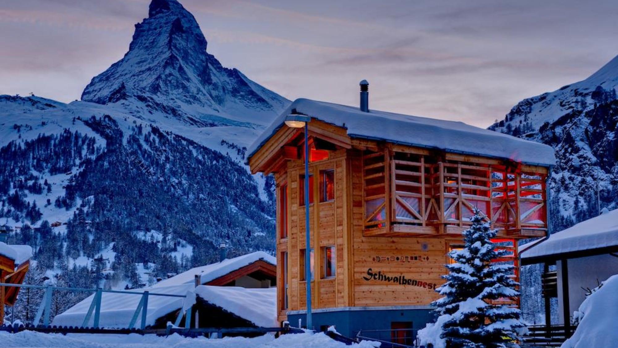«Olga» vermietet auf Airbnb Ferienchalet in Zermatt VS – dabei gehört es ihr gar nicht: Das ist ja der Gipfel!