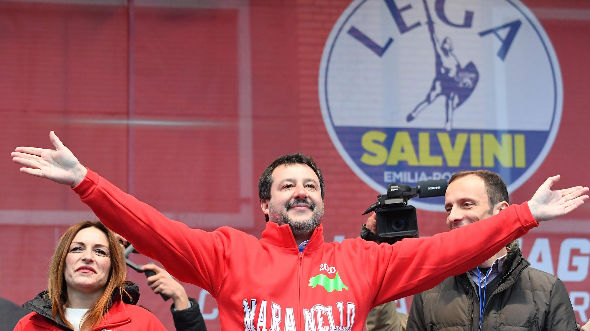 Schicksalswahl in Italien: Übernimmt die Lega das rote Bologna?