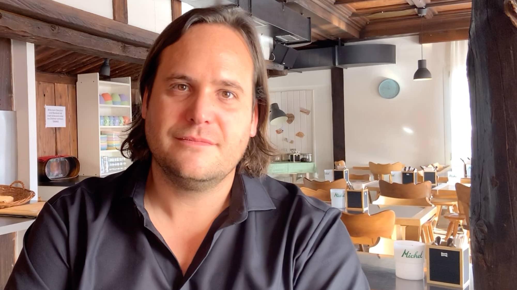 Knatsch am WEF: So erlebte Hotelier Marco Bühler die Zechpreller