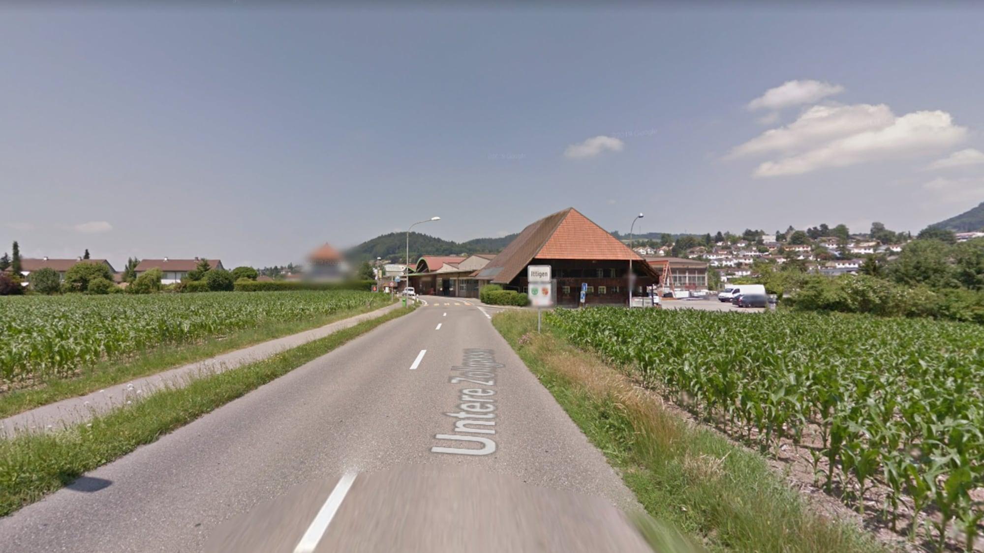 Crash in Ostermundigen BE: Frontalkollision zweier Autos fordert zwei Verletzte