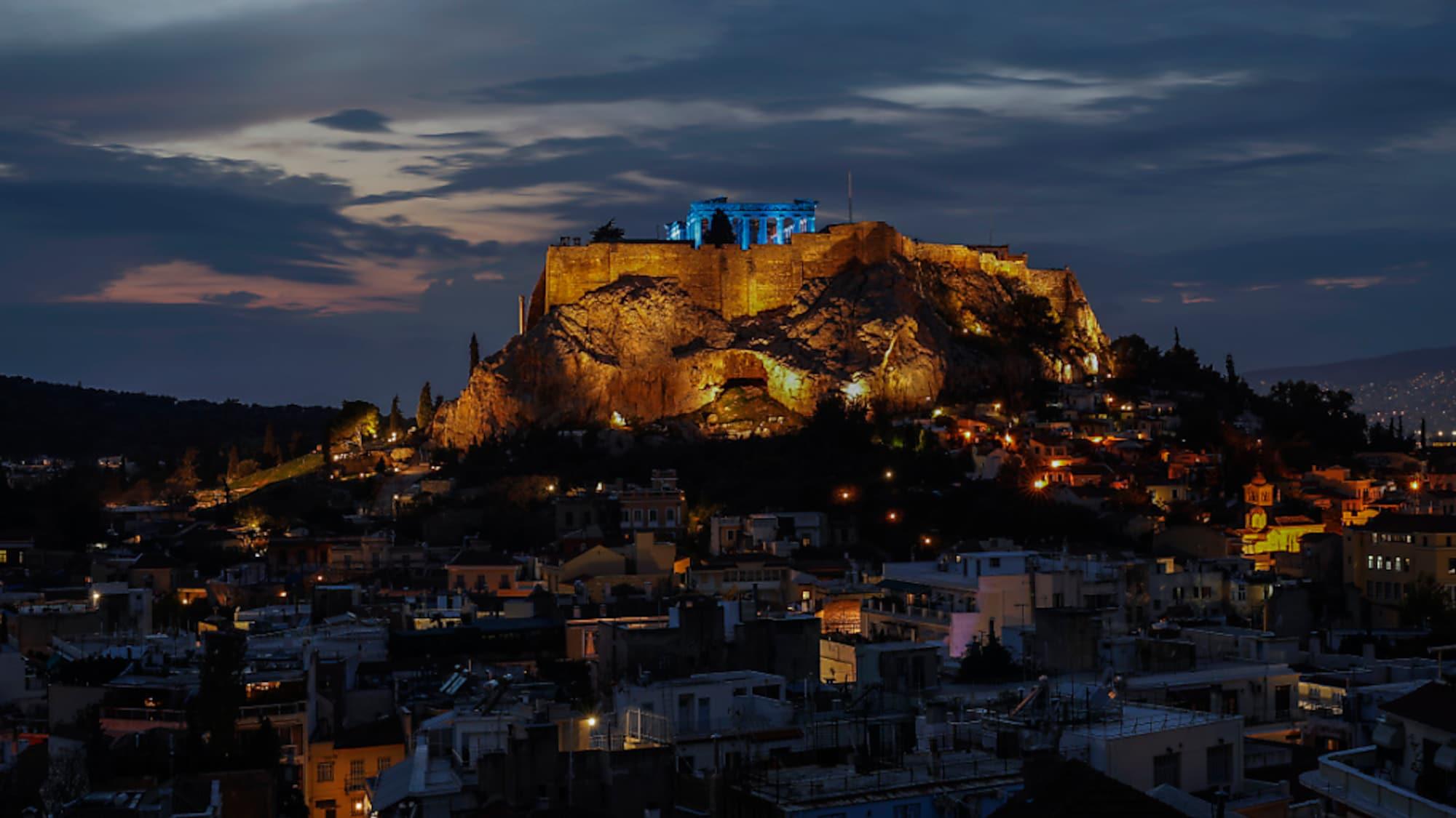 Griechenland: Fitch stuft Griechenland nach oben - Ausblick positiv