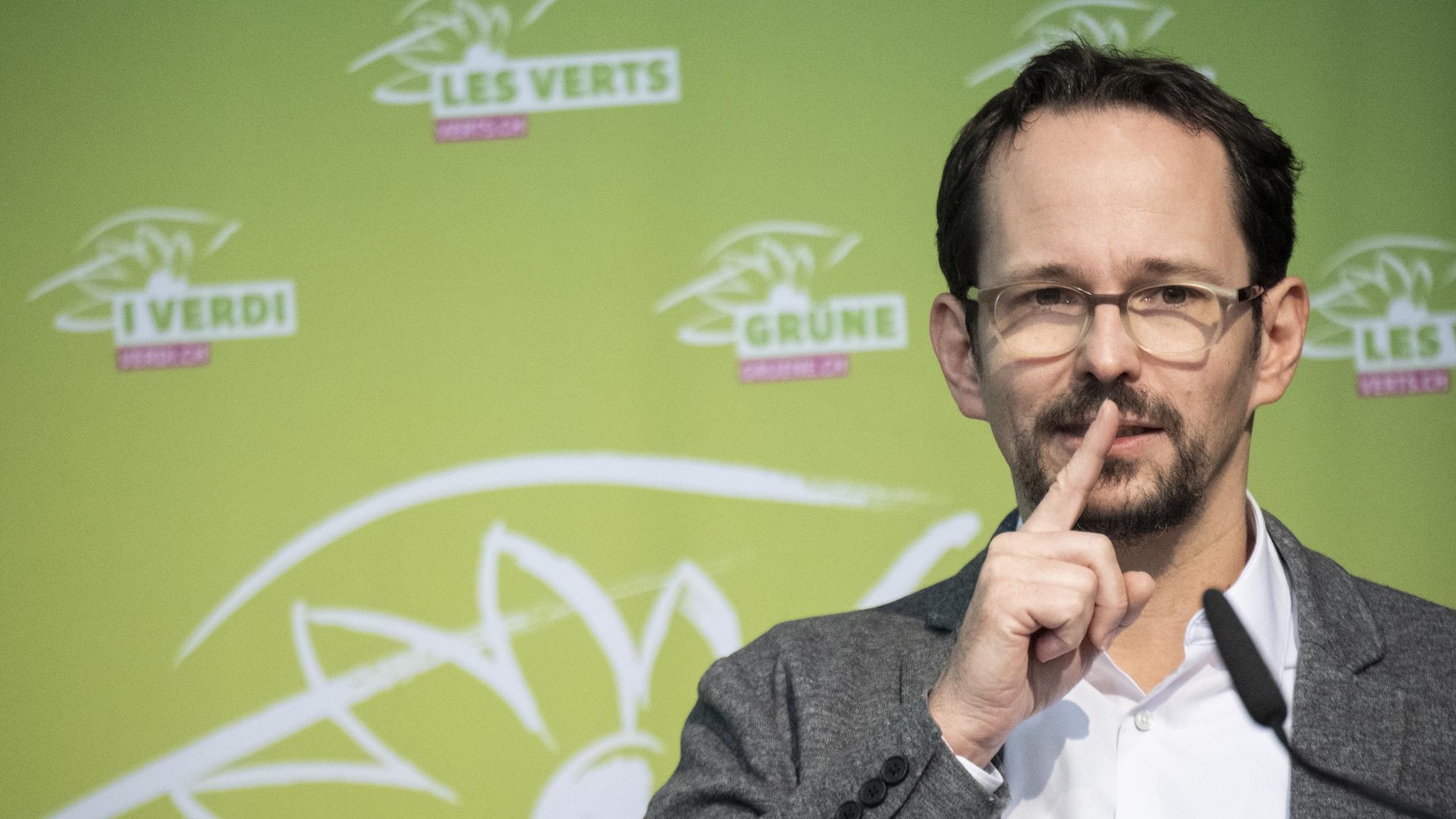 Noch kein Gegenkandidat für Rytz-Nachfolge: Balthasar Glättli bewirbt sich offiziell für Grünen-Präsidium