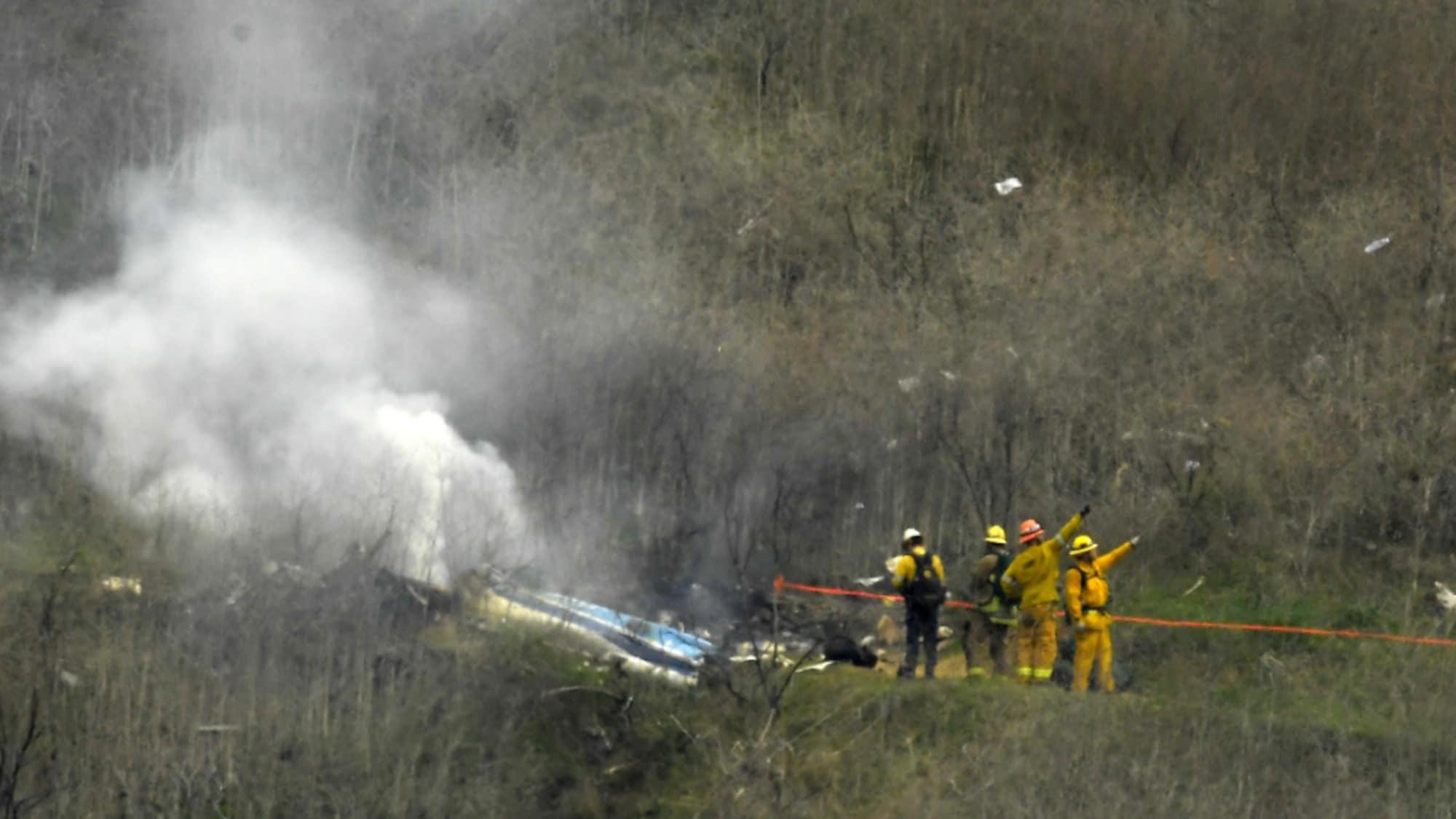 USA: Fünf Tote bei Helikopterabsturz nahe Los Angeles