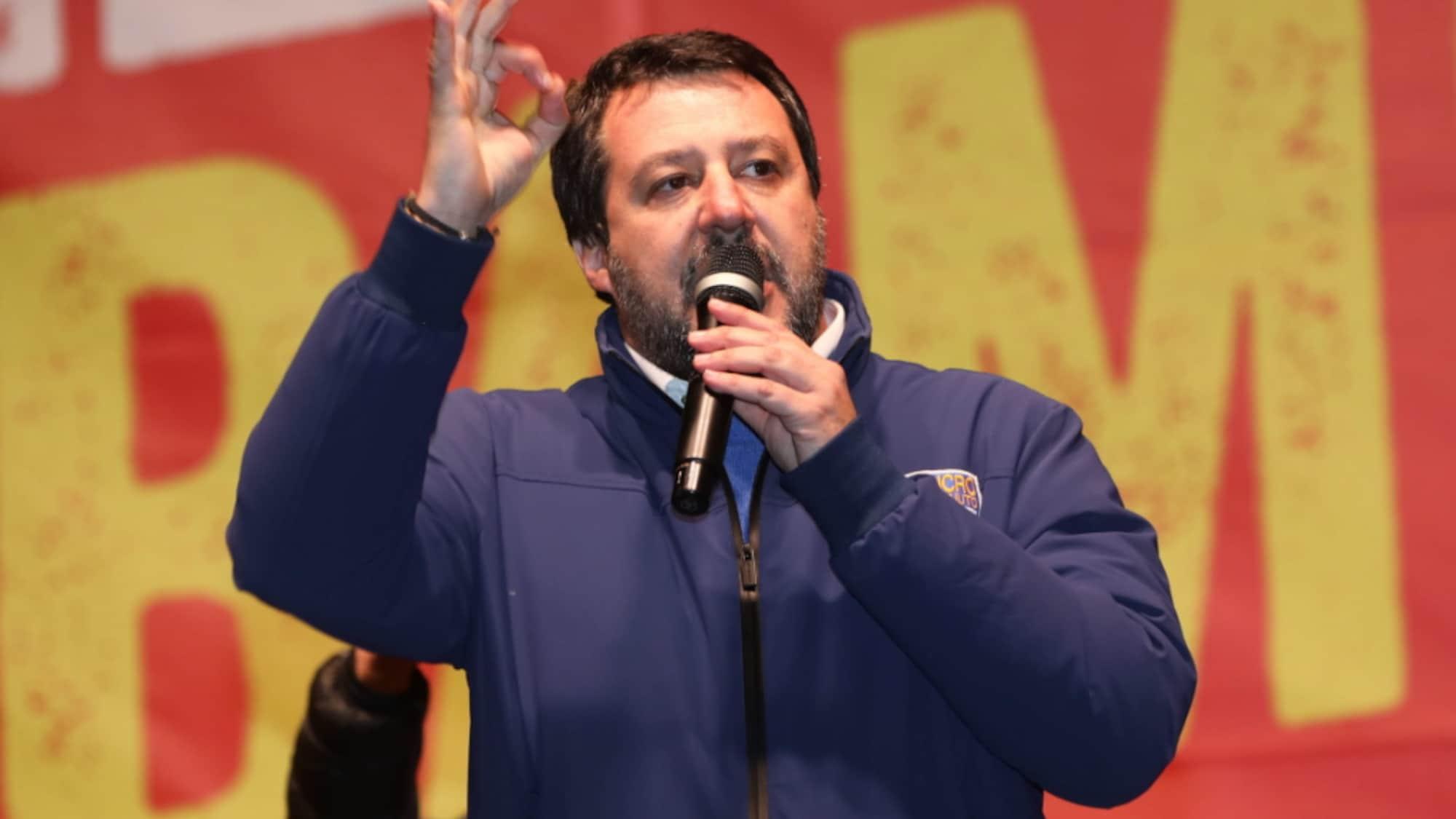 Italien: Salvini laut Prognose mit Niederlage bei Regionalwahl in Italien