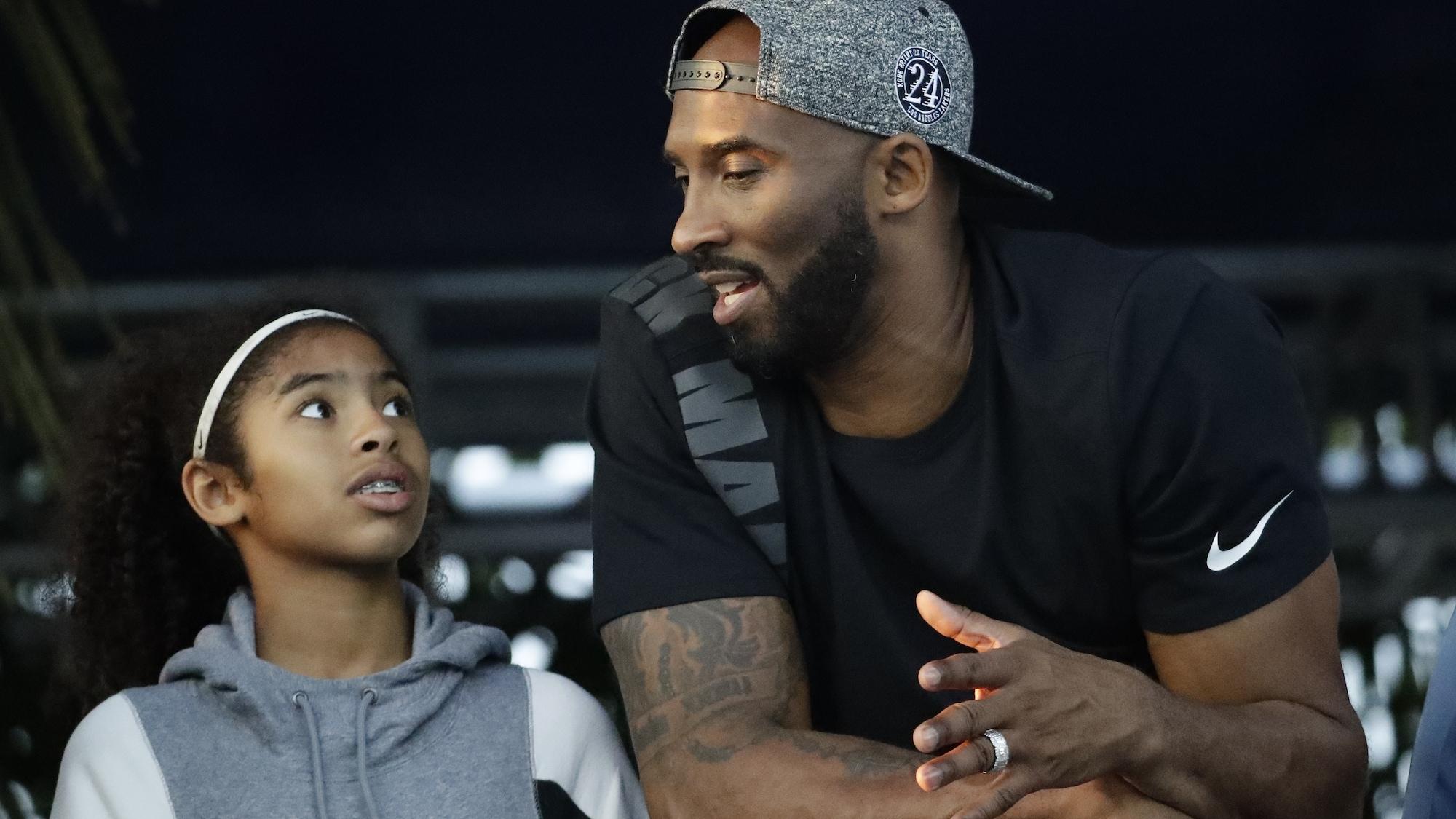 Kobe Bryants ganzer Stolz: Tochter Gianna (†13) hatte das Zeug zum Basket-Profi