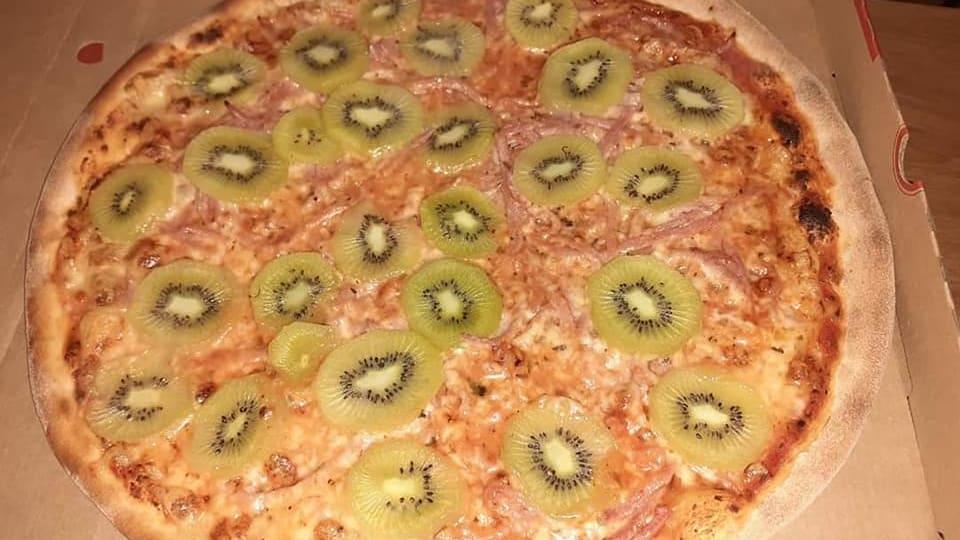 Pizza Kiwi: Schwedische Kreation geht viral