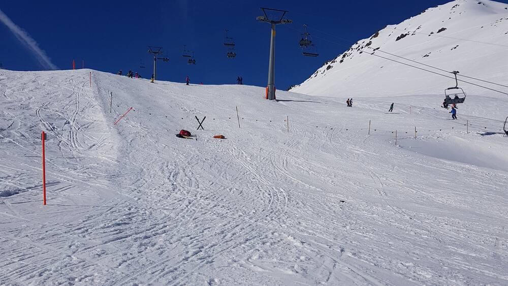 Davos GR: Skifahrer über den Haufen gefahren – schwerverletzt - Blick