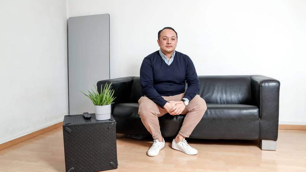 Amorana-Gründer Alan Frei (37) lebt nur mit 115 Gegenständen - Blick