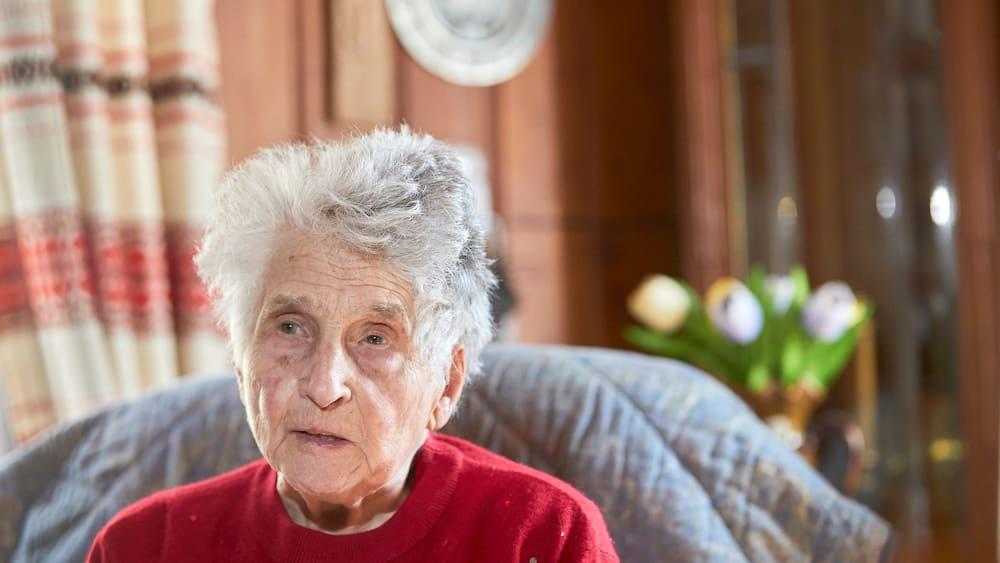 Schweizerin Gertrude Fatton (95) überlebt Coronavirus - Blick