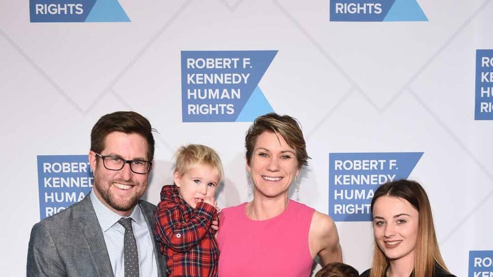 Kanu-Unglück: Enkelin von Robert F. Kennedy und Sohn sterben – Blick