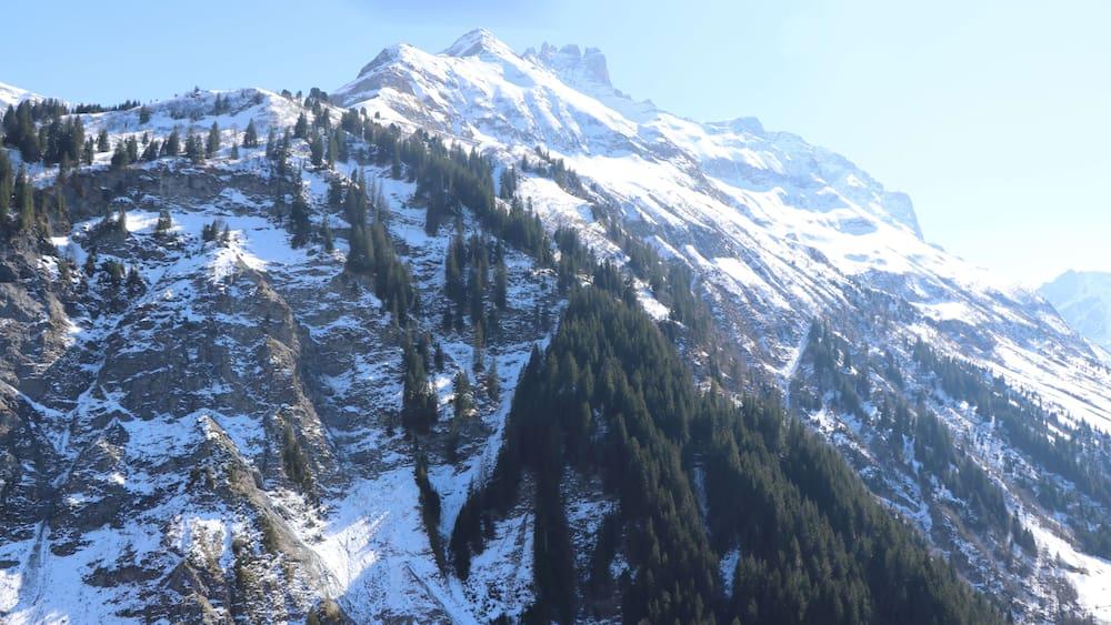 Pärchen stirbt bei Bergunfall in Elm - Blick