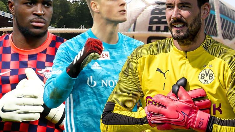 Bürki, Mvogo, Hitz, Omlin, …: Das irre Goalie-Karussell in der Bundesliga