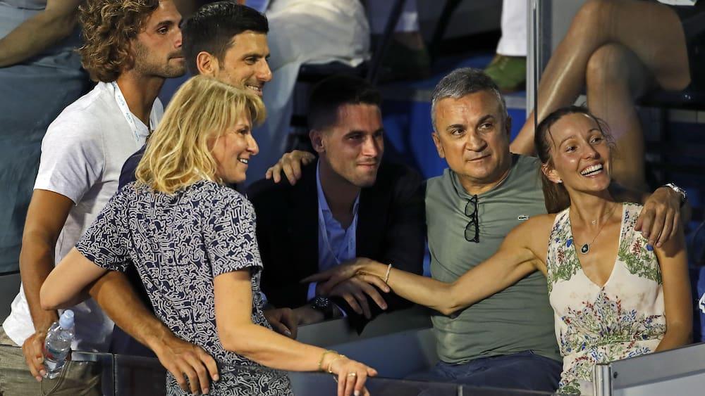 Новак Джокович – биография, фото, личная жизнь, новости, теннис ... | 563x1000