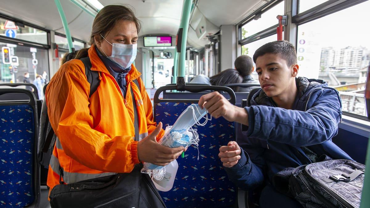 Das sagt der Bähnler-Gewerkschaftsboss zur Maskenpflicht im ÖV: «Bähnler werden nicht zu Polizisten»