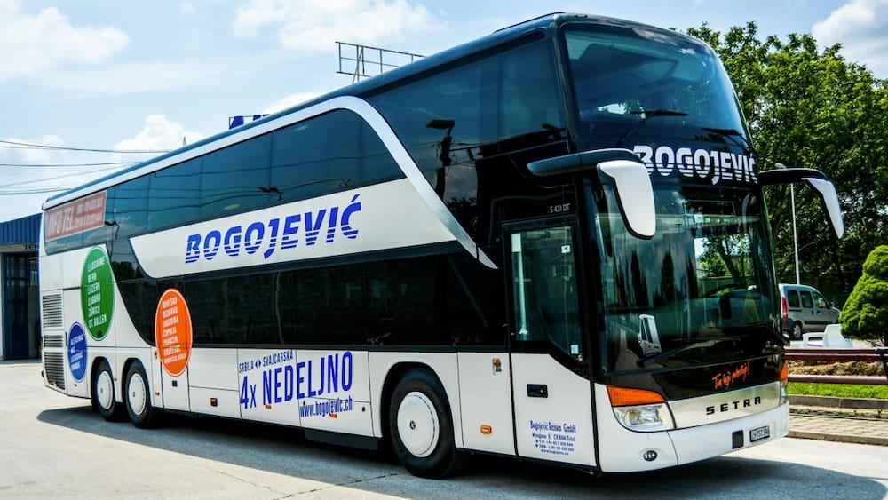 Corona-Krise: Serbisches Busunternehmen sorgt sich um Reisende