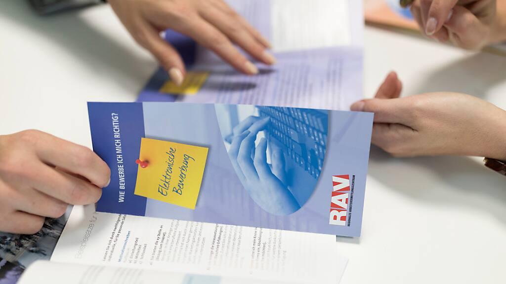 Coronavirus: RAV bereiten sich auf steigende Arbeitslosigkeit vor