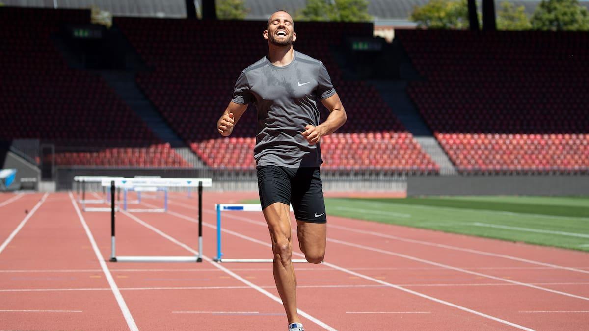 Schlag den Olympia-Star: Hürden-Star Hussein geht gegen Amateur unter!