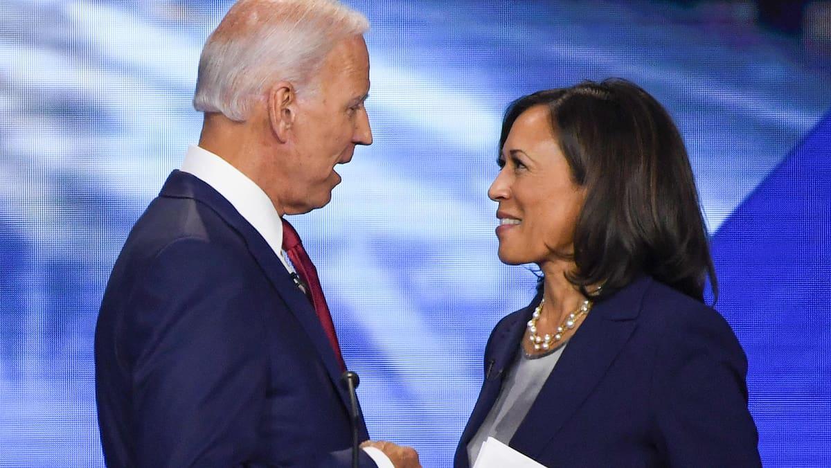Trump-Herausforderer Biden kürt Kamala Harris (55) zur «Running Mate»: Senatorin wäre als erste Frau und Schwarze Vizepräsidentin der USA