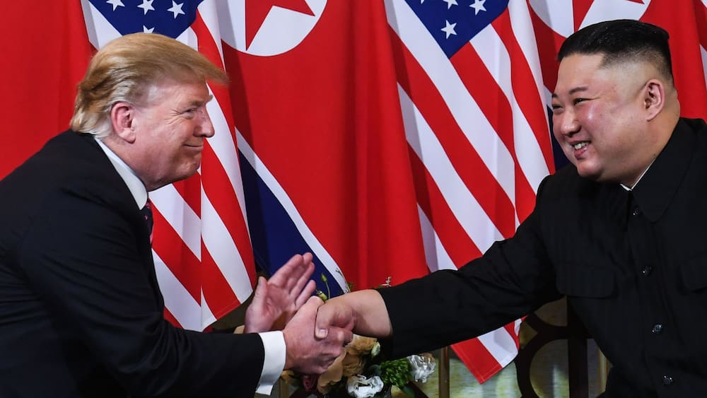 """Letters between Kim and Trump: """"Without me we would be at war"""""""