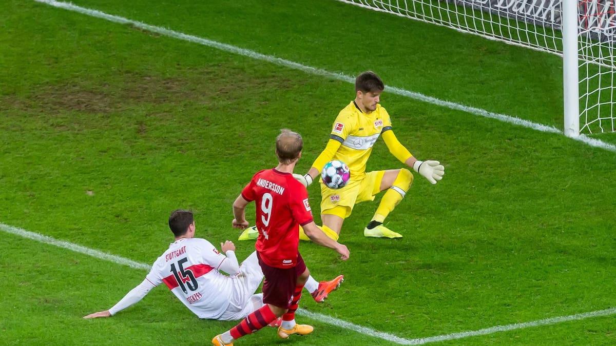 23 Sekunden bis es knallt: Blitztor in Stuttgart – VfB weiter im Hoch