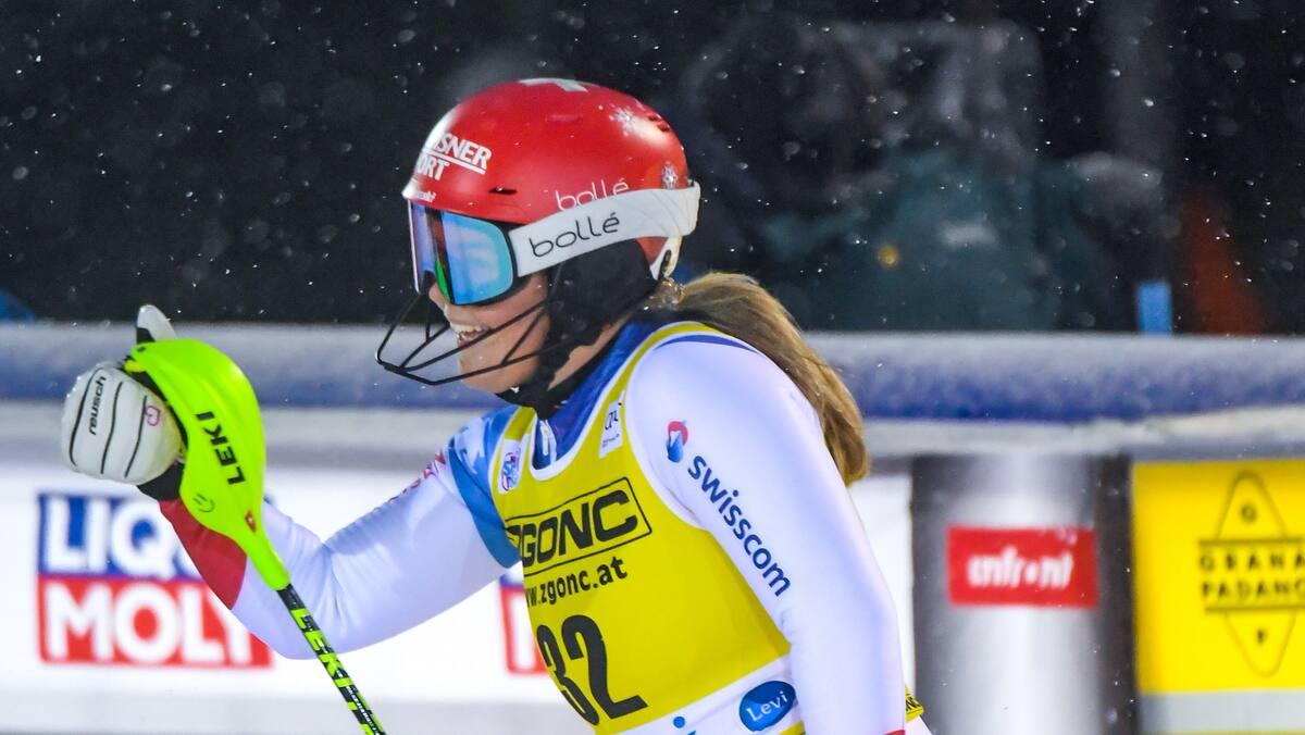 Slalom-Schweizerinnen benoten sich gleich selbst