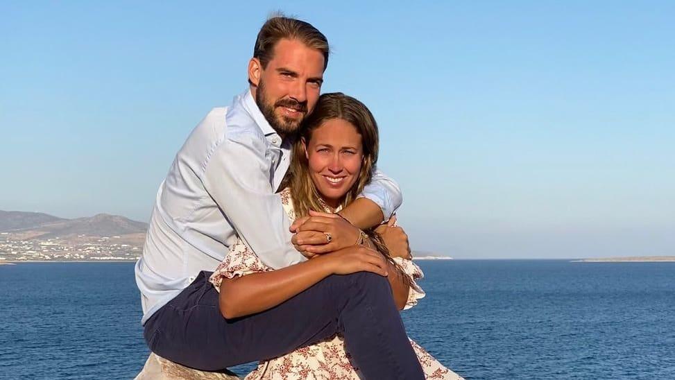 Prinz Philippos Heiratet Zuger Milliardarstochter Nina Flohr Blick