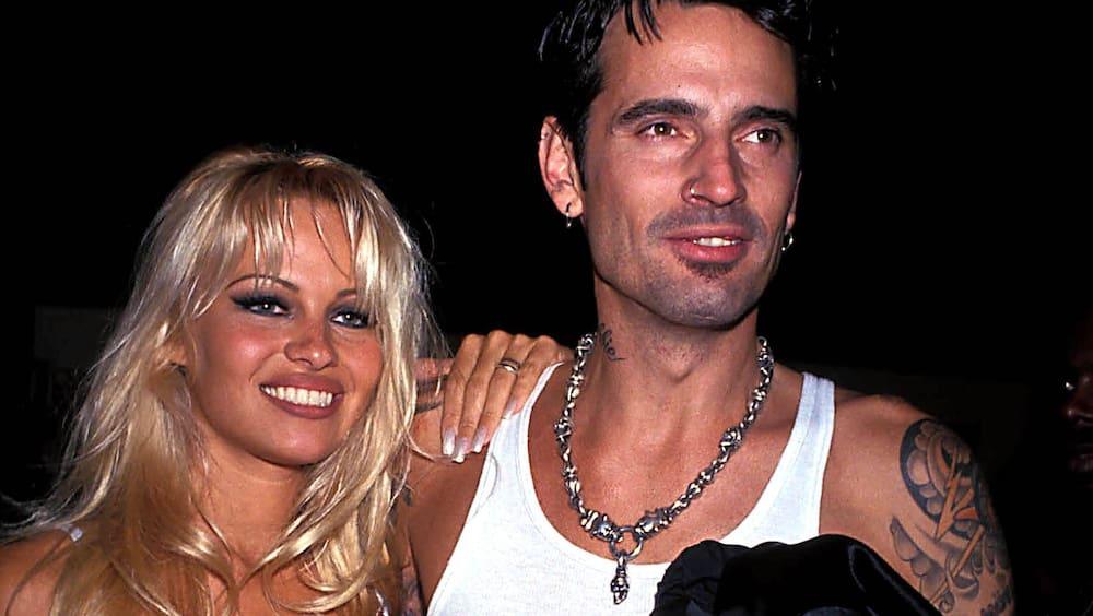 Pamela Andersons Sexfilm-Skandal wird als Serie verfilmt