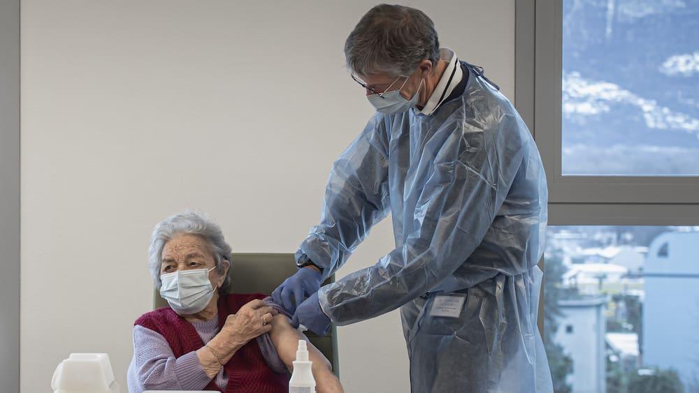 Corona-Booster-Impfung – Das ist die Lage in anderen Ländern - Blick