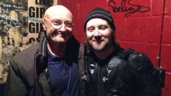 Phil Collins Gesundheit
