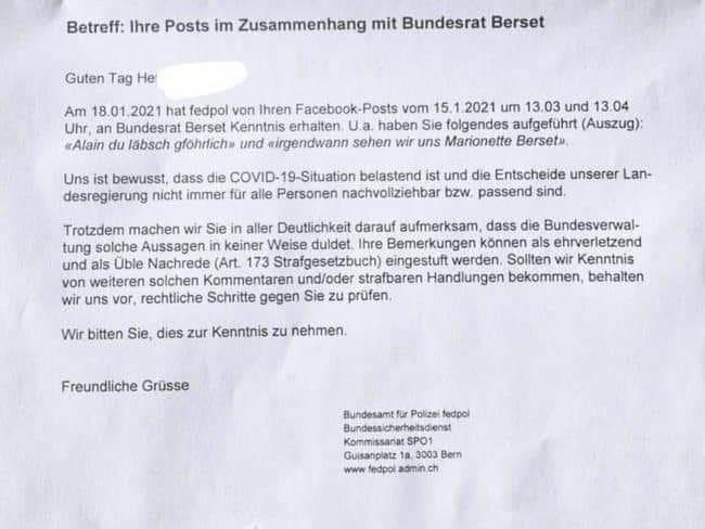 Schweiz schicken in die brief Weshalb kosten