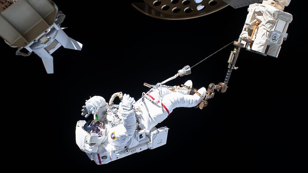 Astronaut Bewerbung