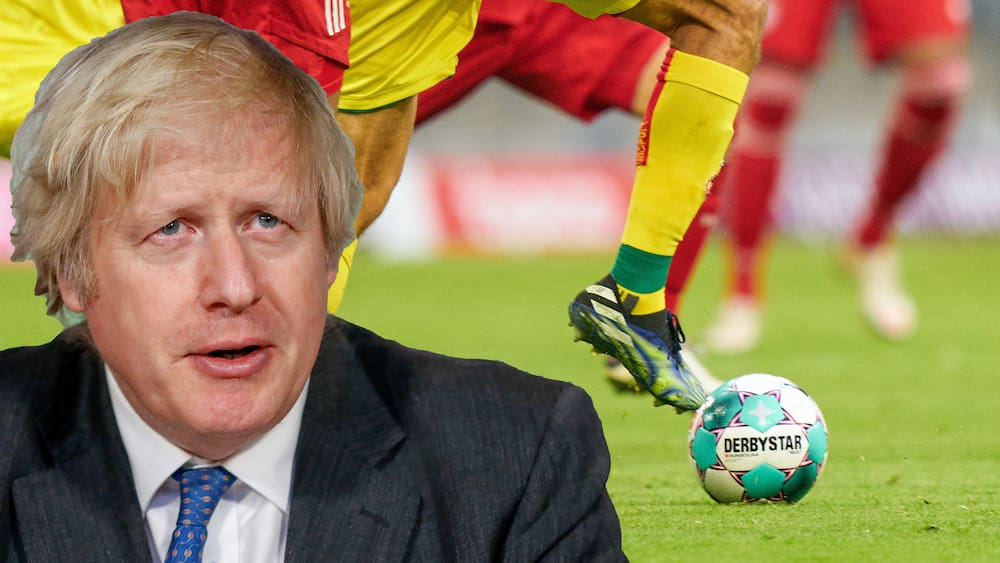 Boris Johnson wants all European Championship games to be played in Great Britain