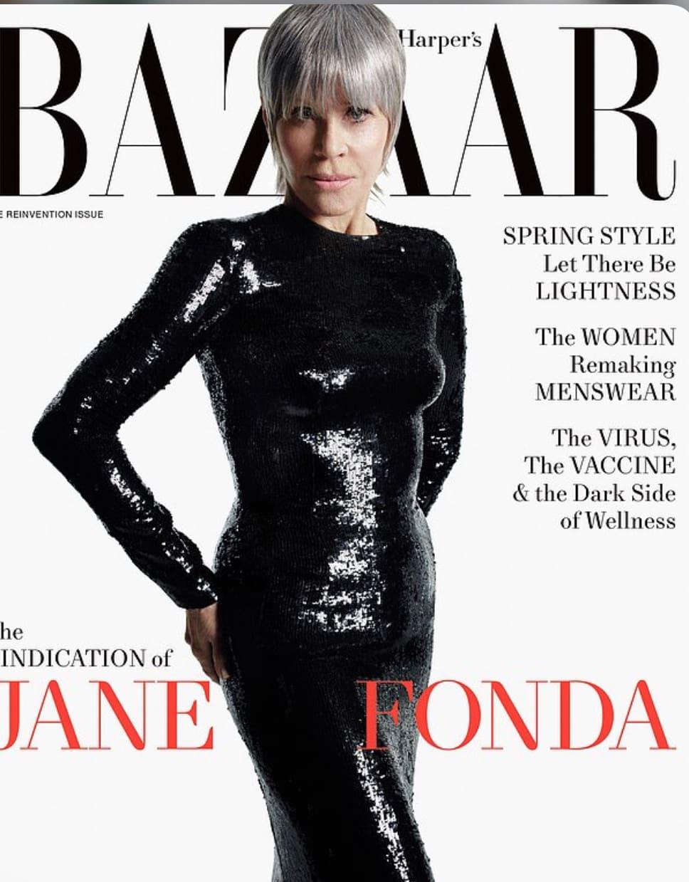 Jane Fonda will nie mehr in einer intimen Beziehung sein