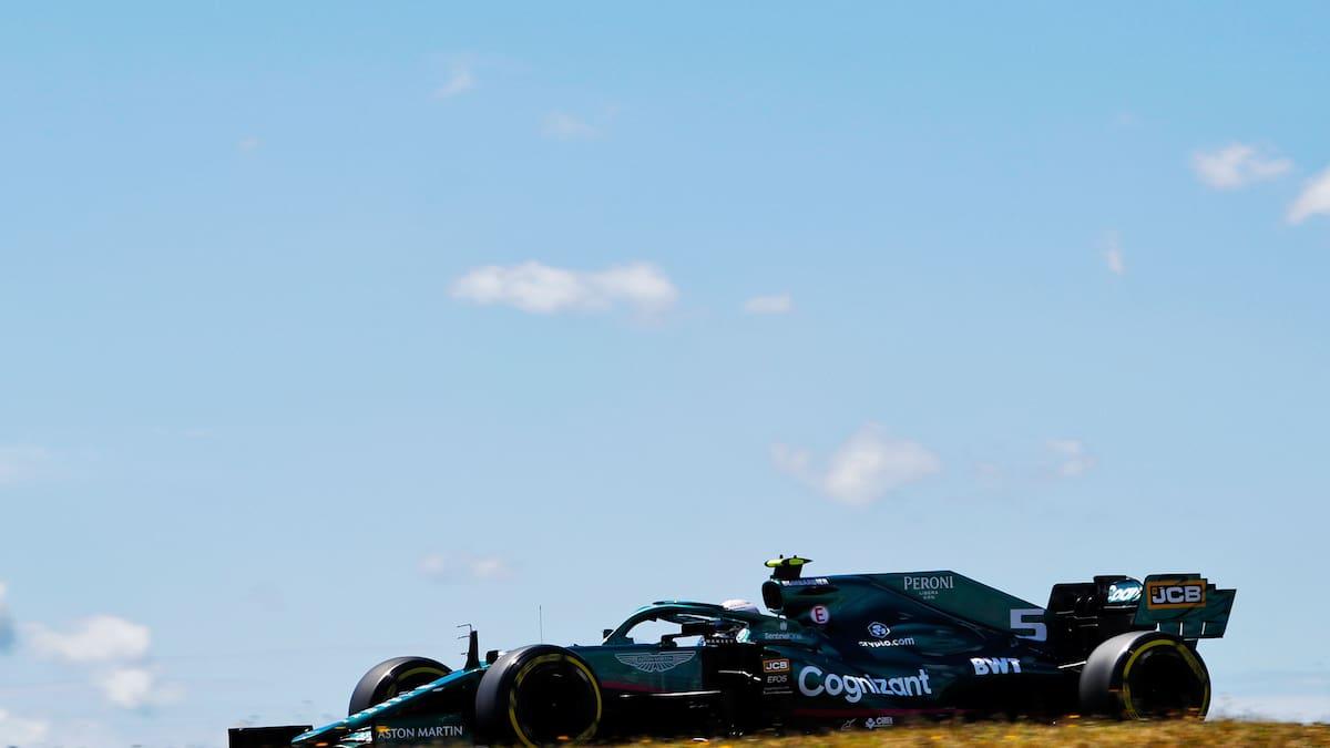 Vettel und Alfa-Sauber kommen nicht vom Fleck