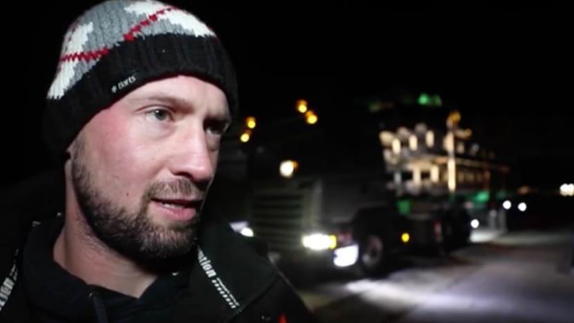 Kilian Wenger erklärt, was er nachts auf der Autobahn macht