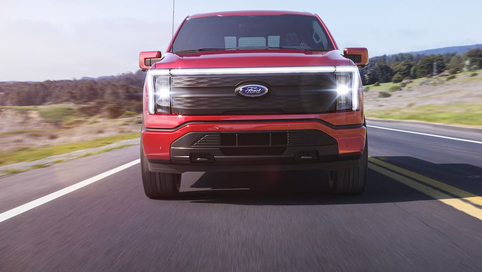 Ford F-150 Lightning: Amerika ist ganz verrückt nach dem Elektro-Pickup