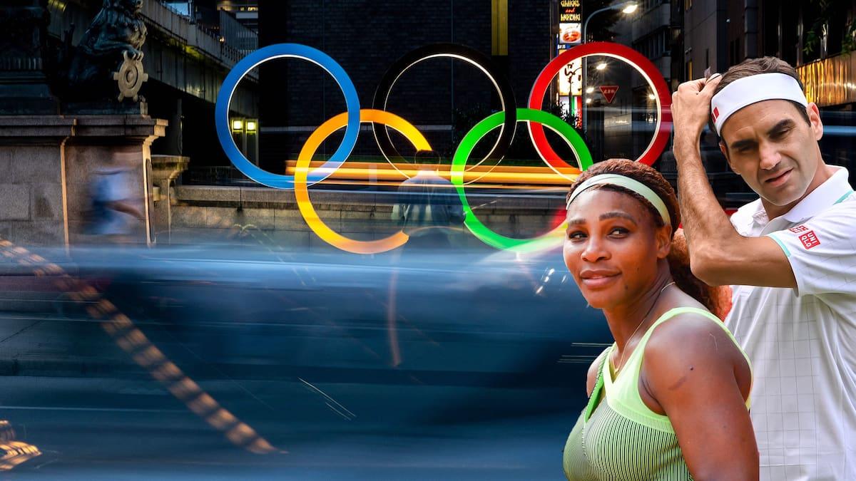 Olympia gehen die Tennis-Stars aus!