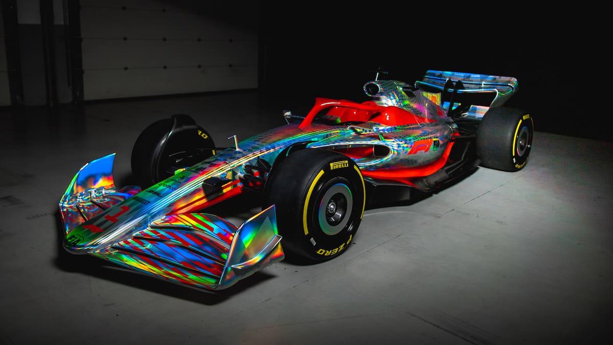 So sehen die neuen Formel-1-Flitzer aus