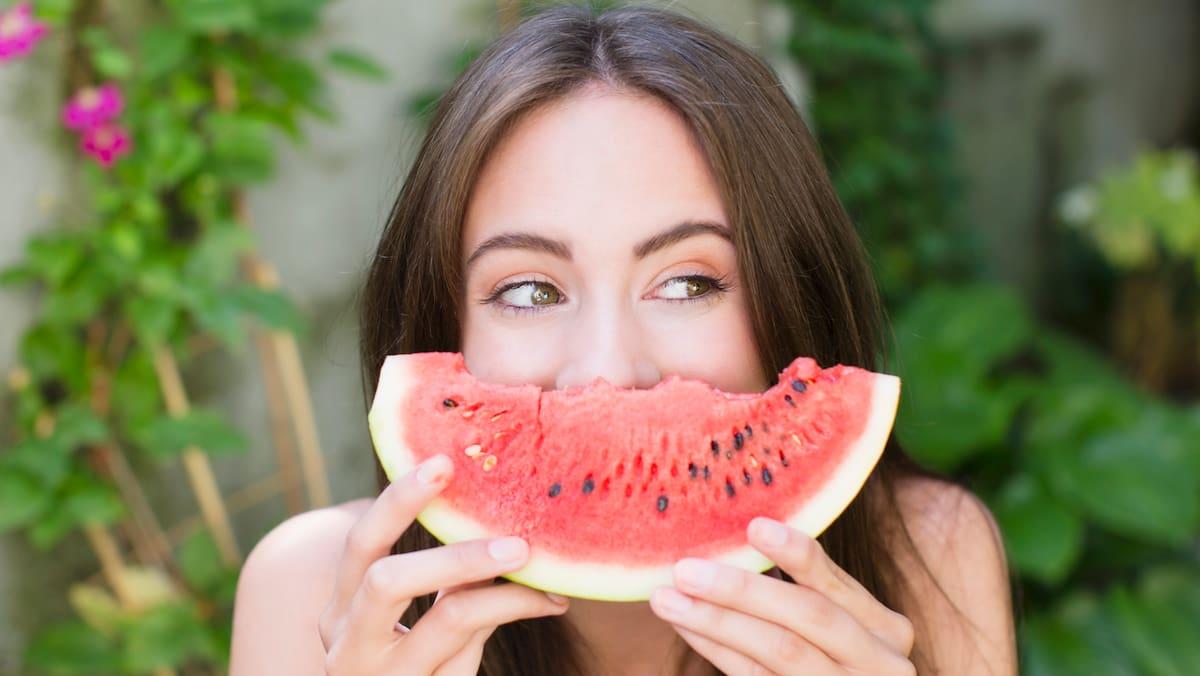 Beauty-Wunder: So gut ist Wassermelone für Ihre Haut