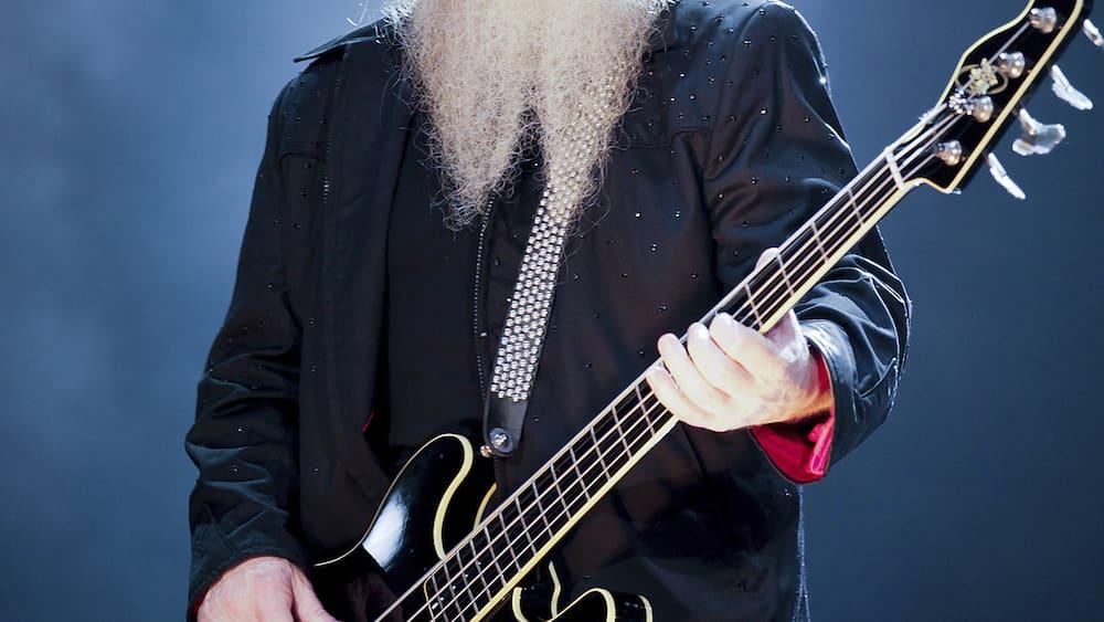 Mit 72 Jahren gestorben: ZZ-Top-Bassist Dusty Hill ist tot