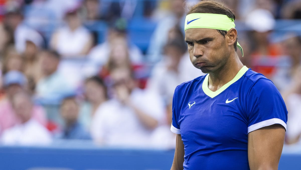 Nadal sagt Teilnahme in Toronto ab
