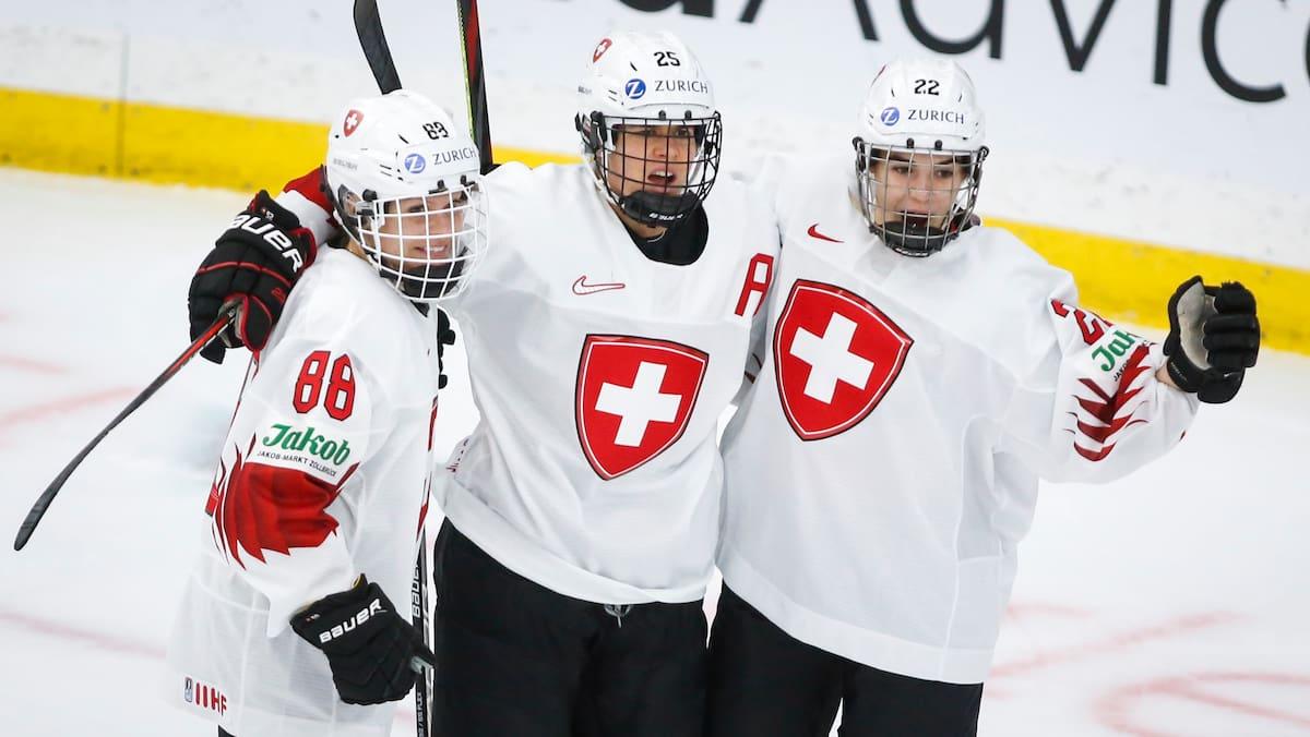 Holen sich die Schweizerinnen gegen Finnland WM-Bronze?