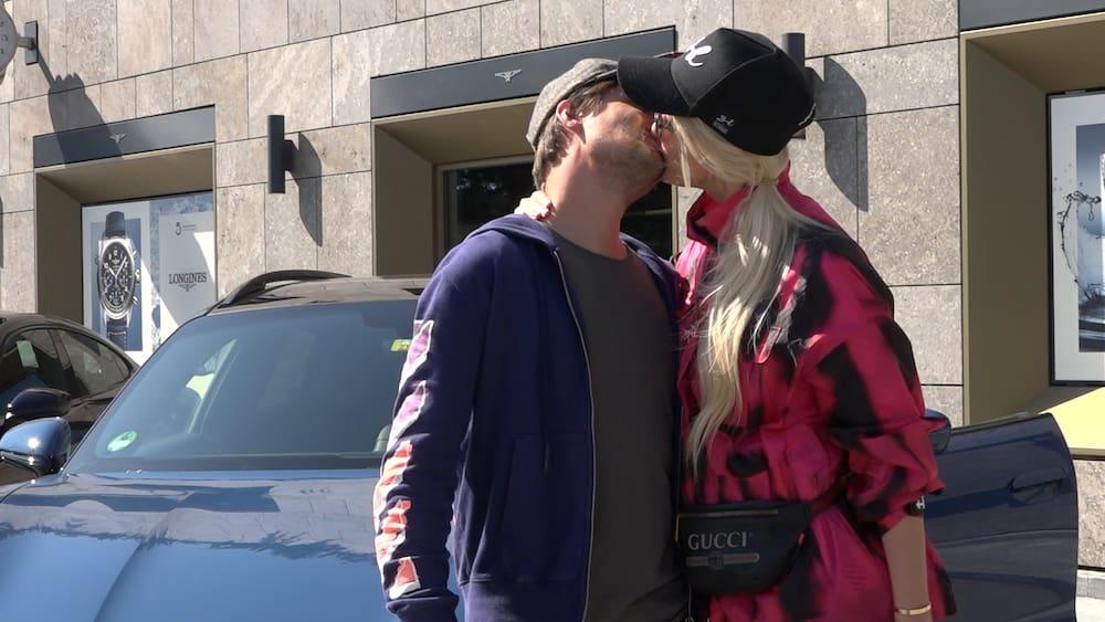 So hat Alexandra Hirschi aka Supercar Blondie ihren Mann