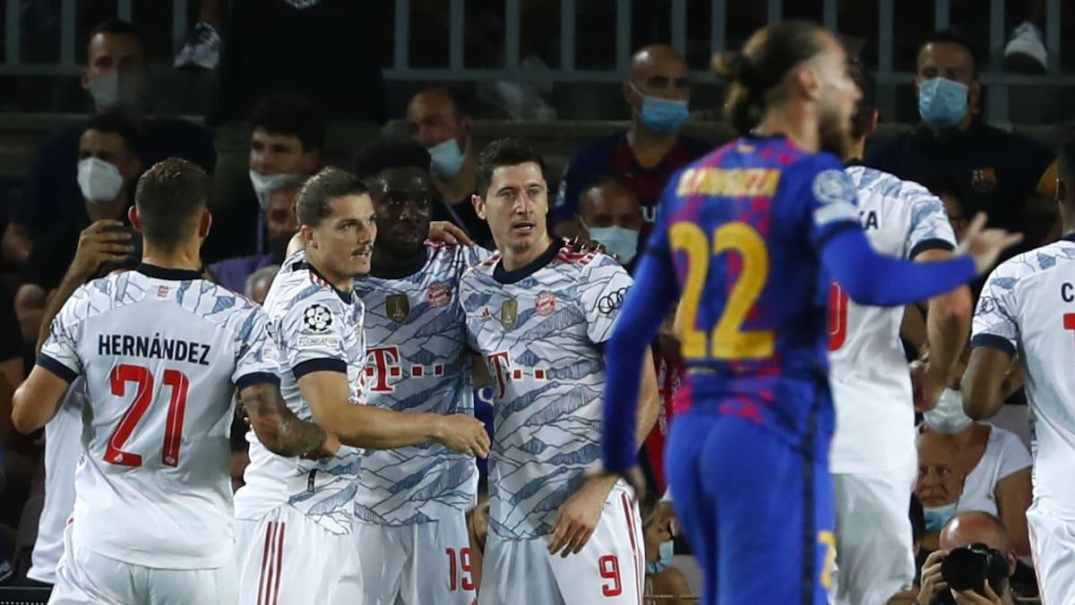 Bayern haut Barça aus eigenem Stadion