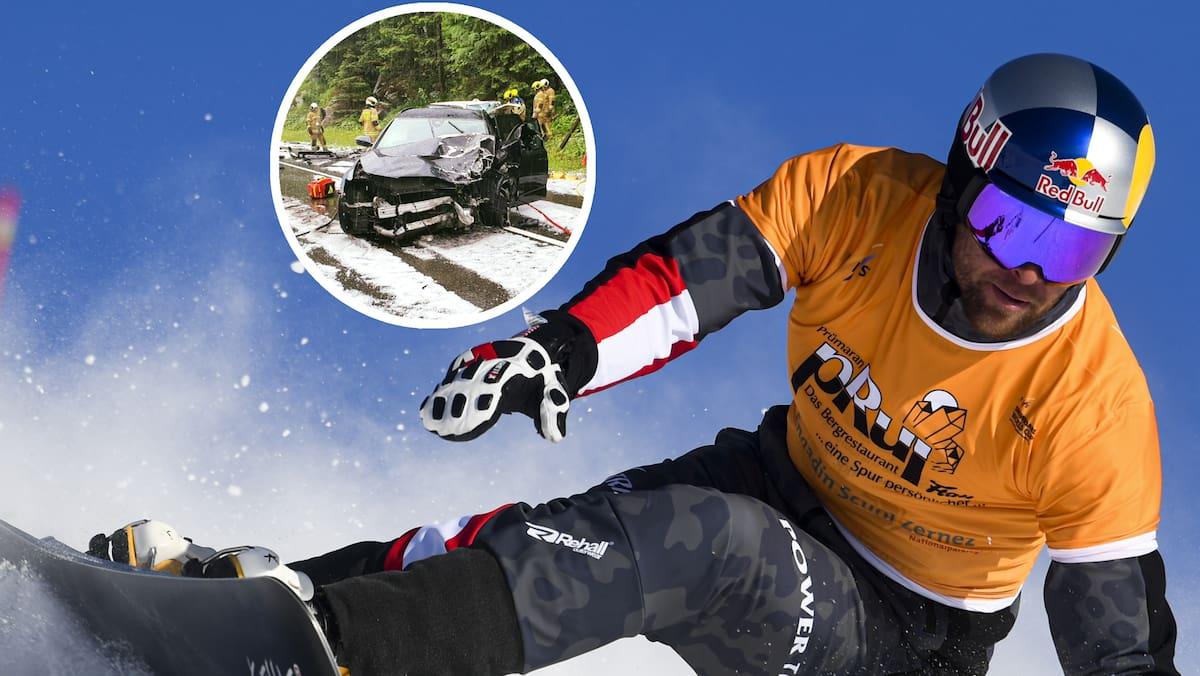 Snowboard-Star spricht erstmals über tragischen Autounfall