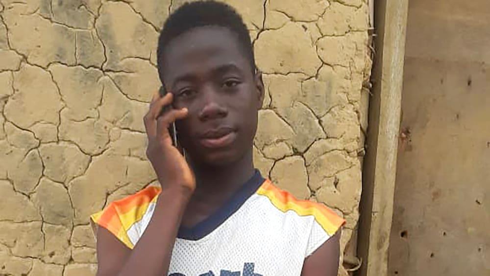 Liberia: Dieser Teenie wird zum Nationalheld - Blick